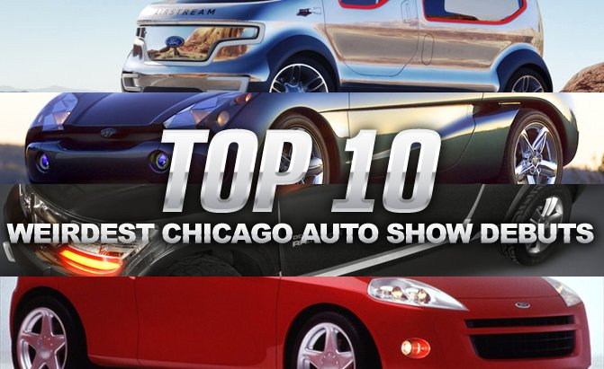 Auto Expo 2016 Top 10 Cars: Top 10 Weird, Quirky Cars That Debuted At The Chicago Auto