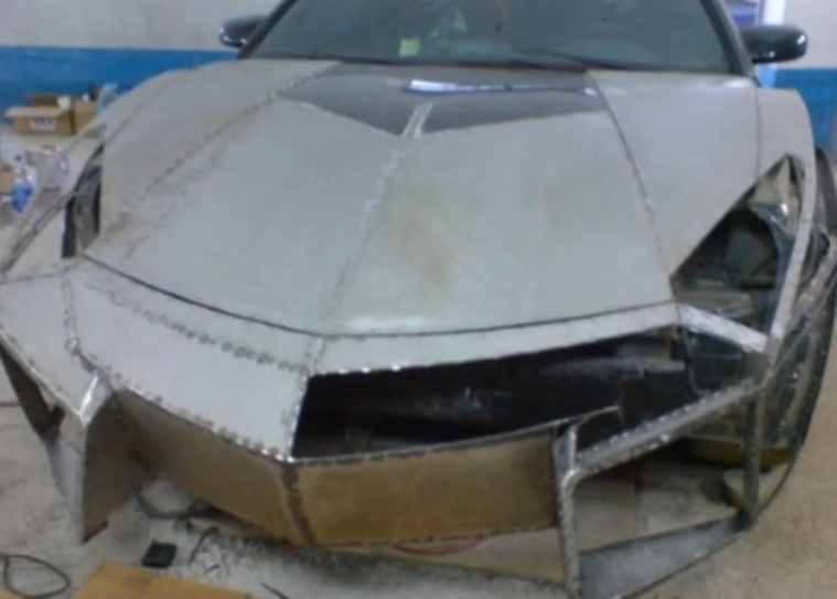 Someone Just Spent 300 000 To Turn His Mitsubishi Eclipse Into A