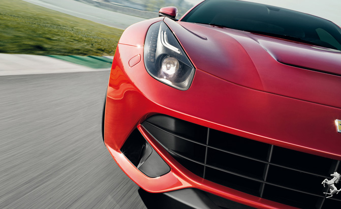 Ferrari SUV: You Have To Shoot Me First pictures