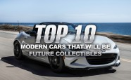 Top 10 Modern Cars That Will be Future Collectibles