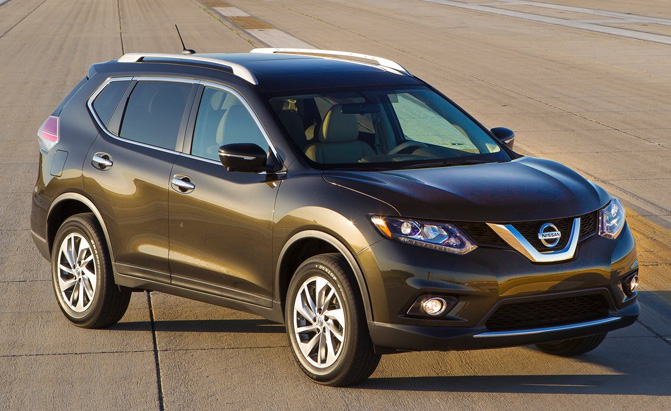2014 Nissan Rogue Recalled For Fuel Pump Issue Autoguide Com News