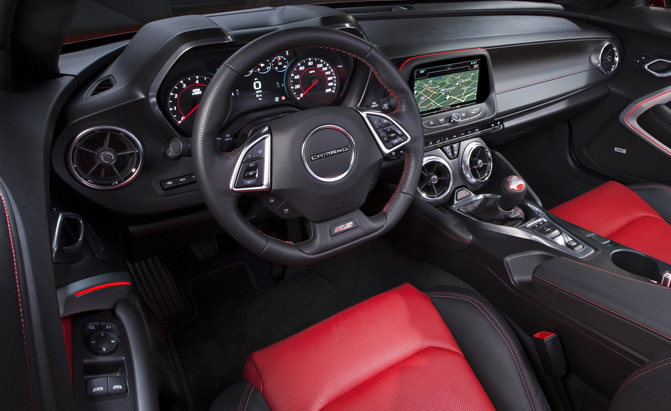 2016 Chevrolet Camaro Convertible Review Autoguide