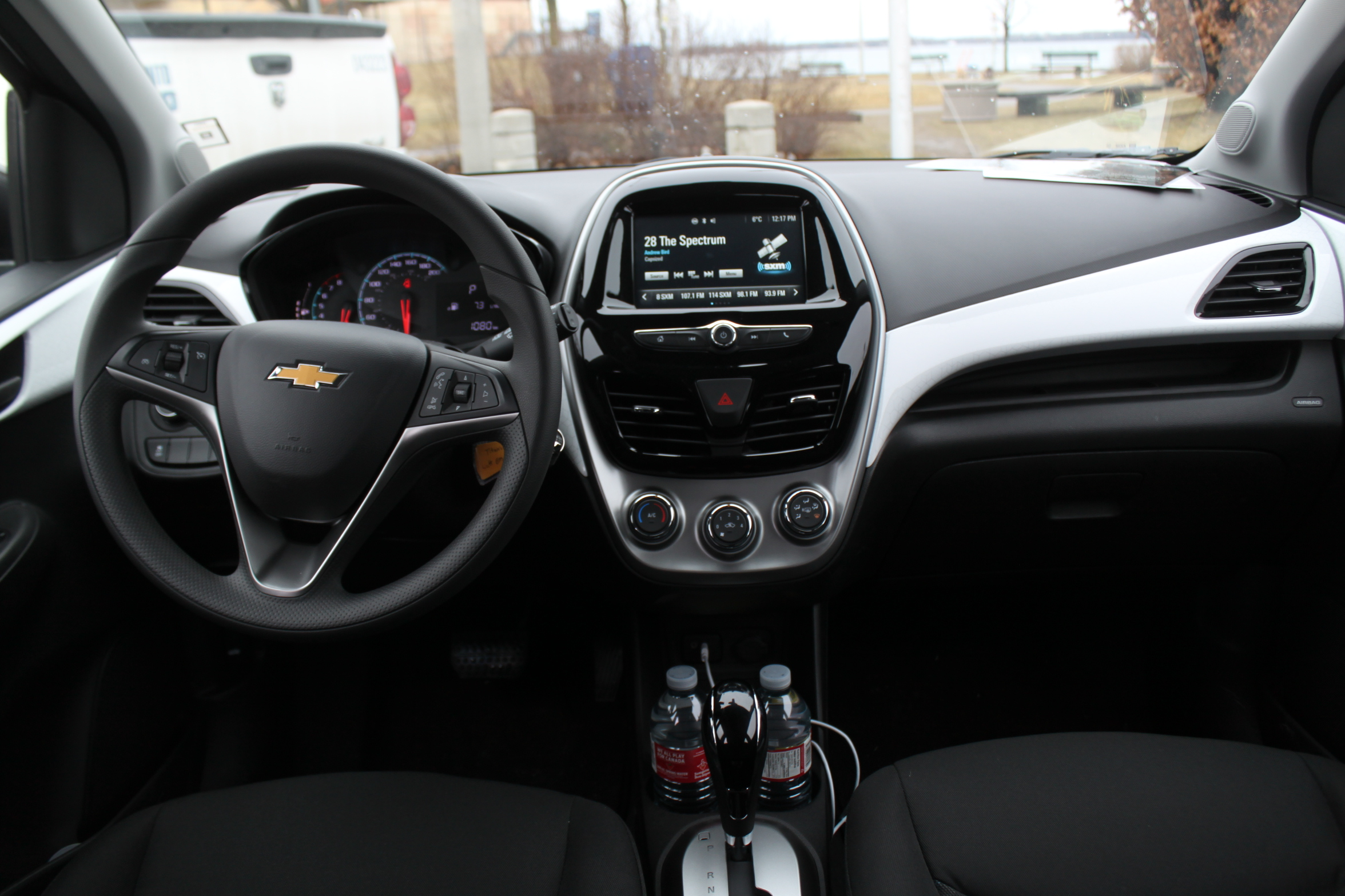2016 Chevrolet Spark Review Autoguide