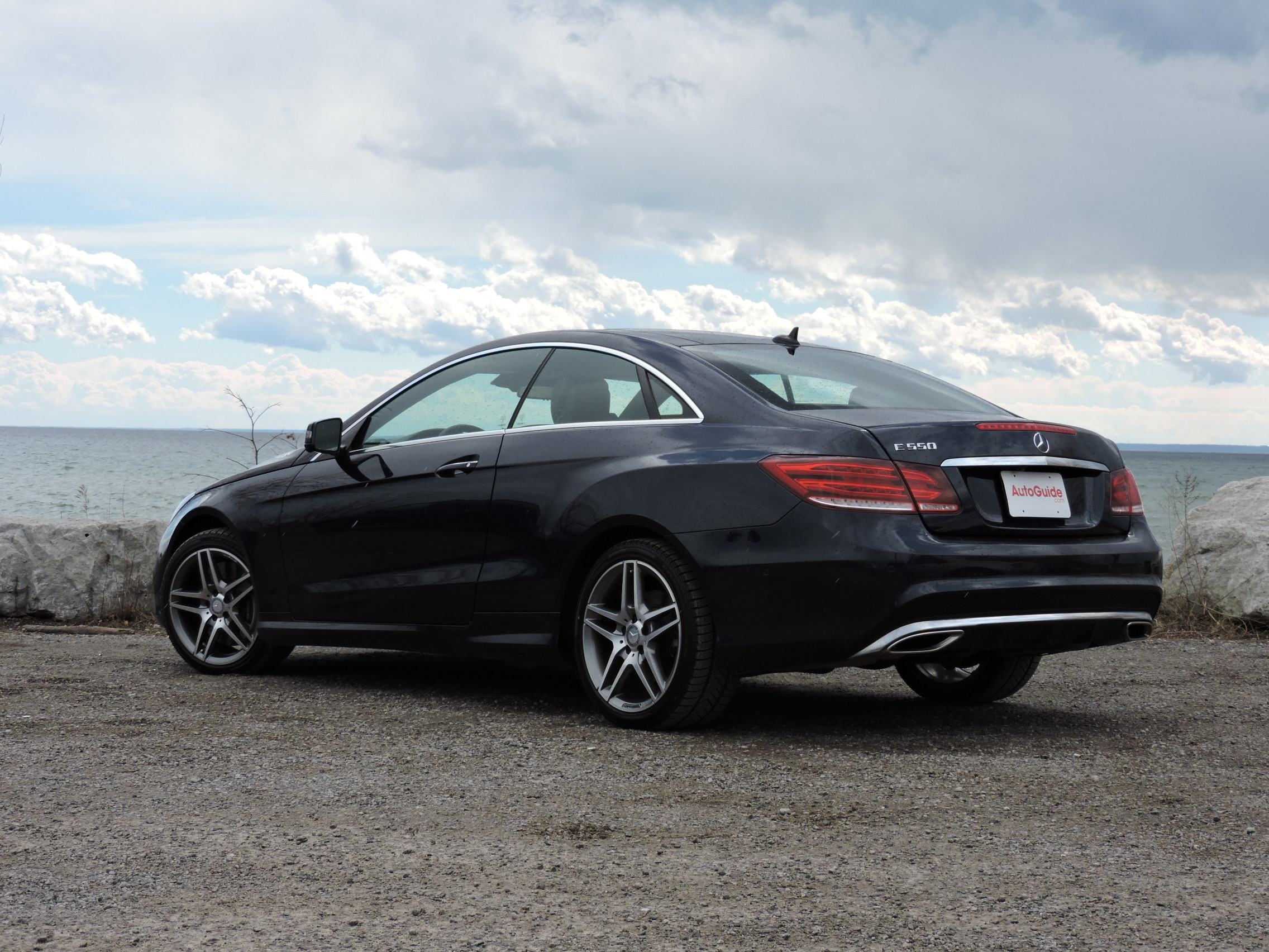 2016 mercedesbenz e550 coupe review autoguidecom