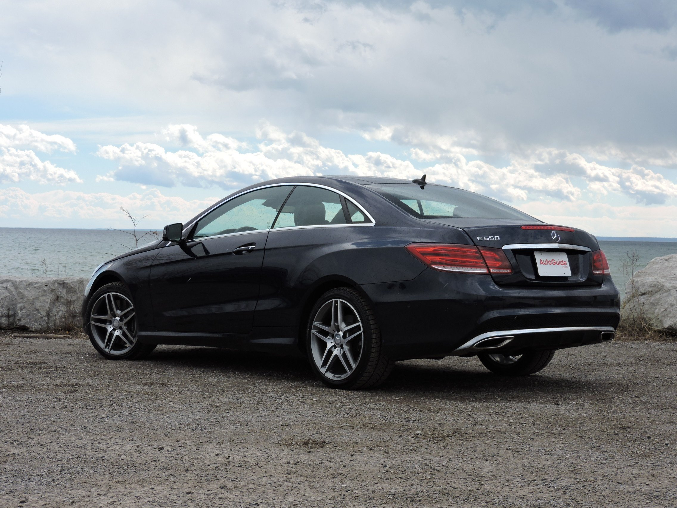2016 mercedes-benz e550 coupe review