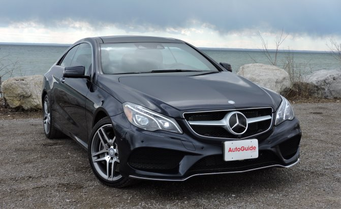 2016 mercedes benz e550 coupe review news for Mercedes benz c550 for sale