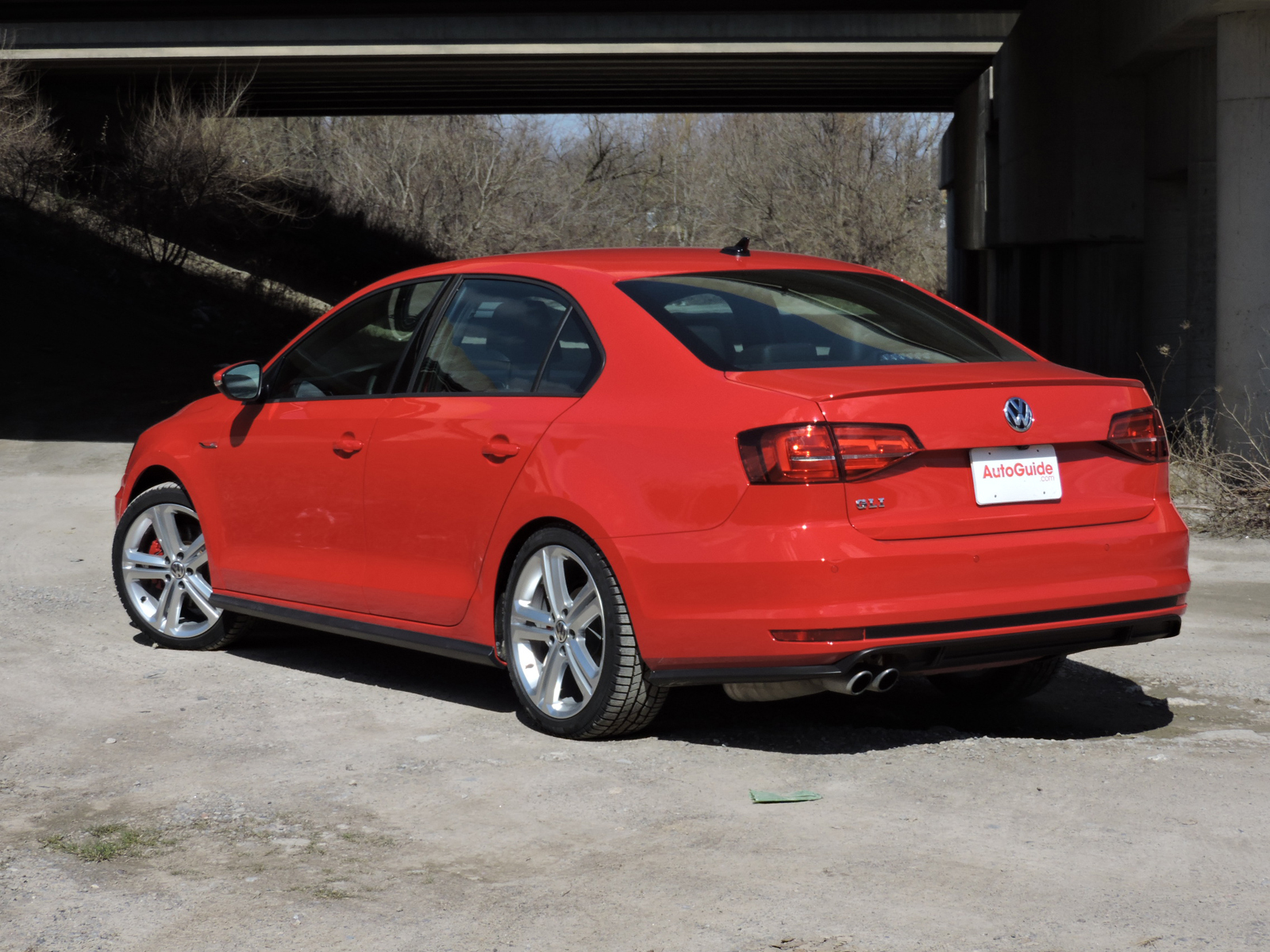 Subaru All Wheel Drive >> 2016 Volkswagen Jetta GLI Review - AutoGuide.com