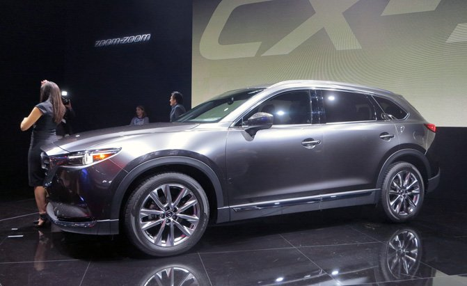 2016 mazda cx 9 fuel economy figures announced news. Black Bedroom Furniture Sets. Home Design Ideas