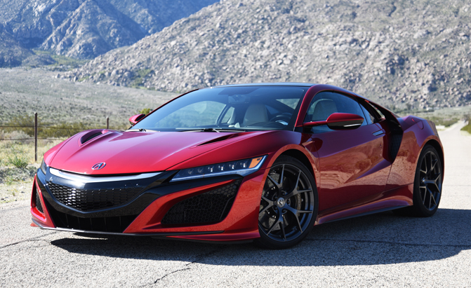 2017 acura nsx review news. Black Bedroom Furniture Sets. Home Design Ideas