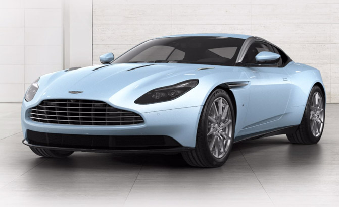 You Can Now Build Your Own Aston Martin DB AutoGuidecom News - Build your own aston martin