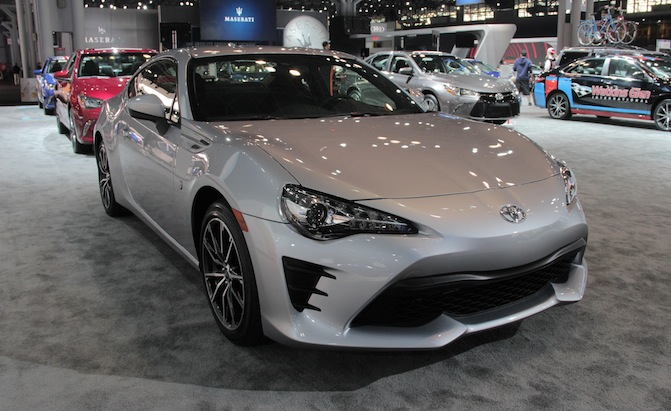 2017 Toyota 86 Corolla And Im All Get Small Price Increases