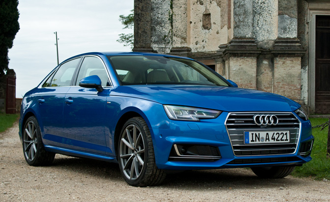Audi A4 Tdi No Longer Heading To The Us 187 Autoguide Com News