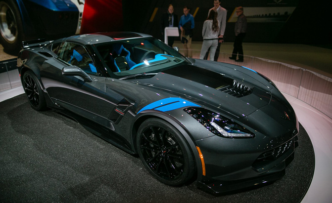 Chevy Corvette Grand Sport Offers Z06 Goodness On A