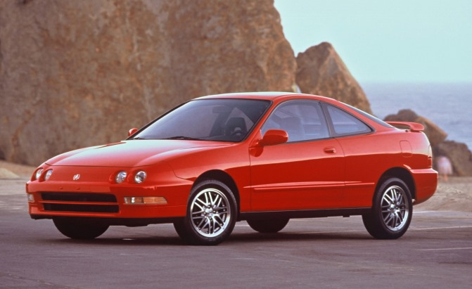 1997 Acura Integra GS-R