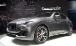 Maserati Levante Jumps on the Luxury SUV Bandwagon