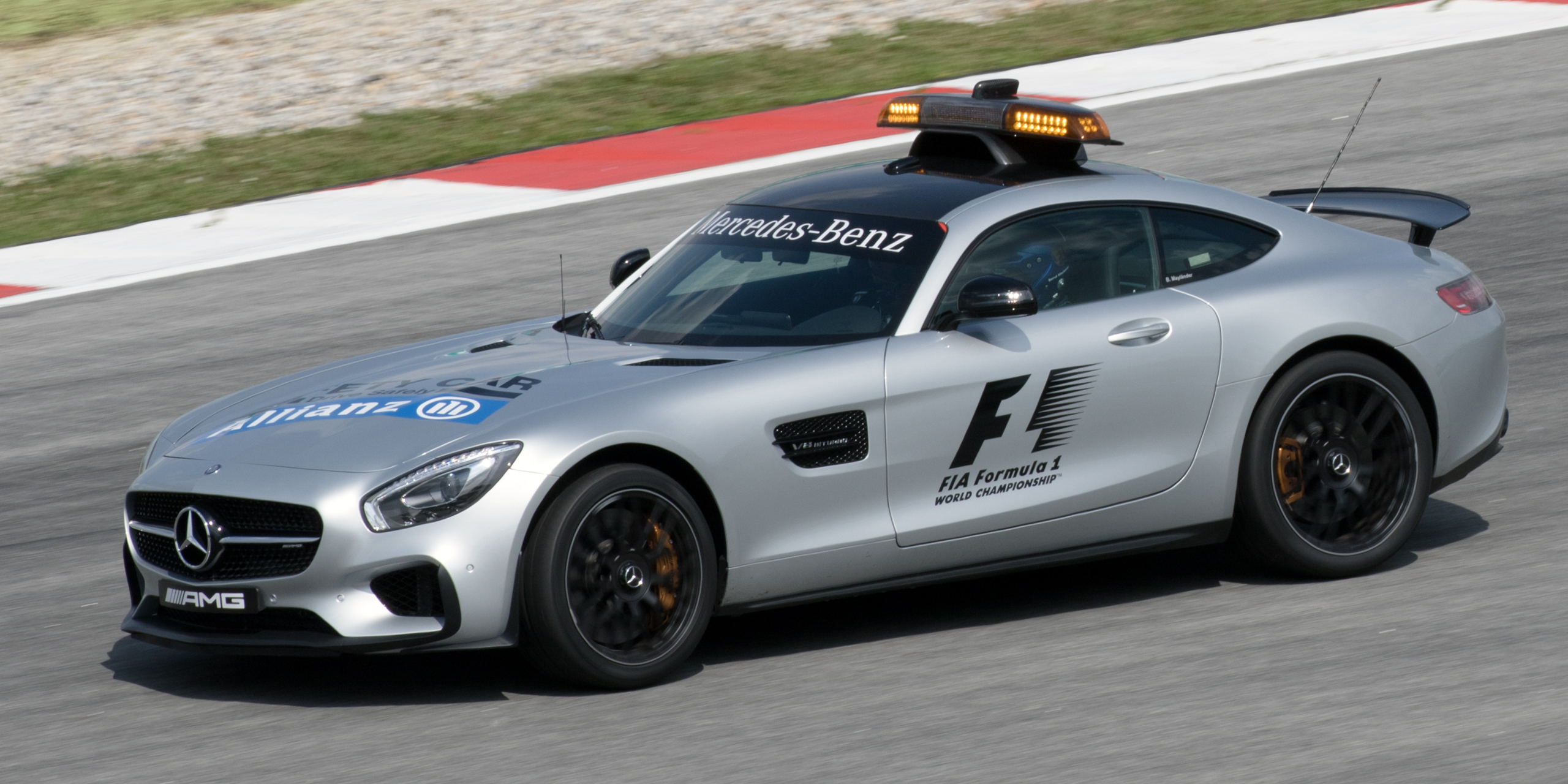 Top 10 Coolest Safety And Pace Cars We Ve Ever Seen