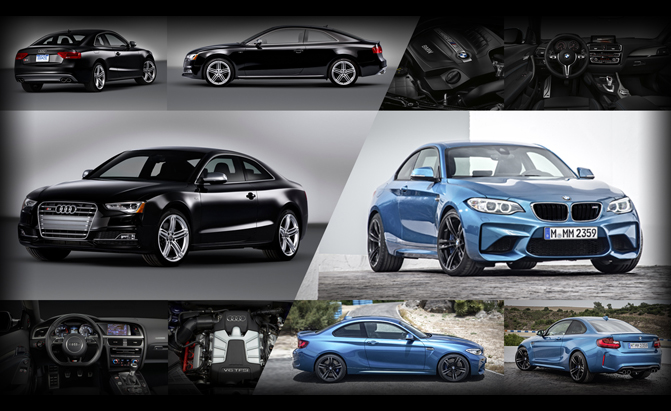BMW M2 or Audi S5