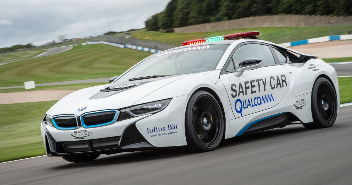 top 10 coolest safety and pace cars we 39 ve ever seen news. Black Bedroom Furniture Sets. Home Design Ideas