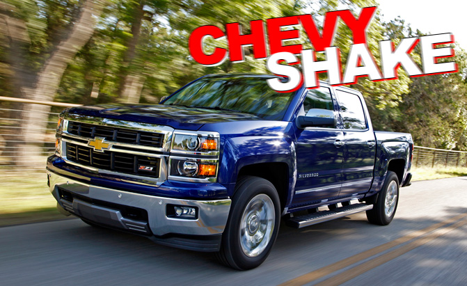 Highlander Vs 4Runner >> Mysterious, Unfixable 'Chevy Shake' Affecting Pickup Trucks Too » AutoGuide.com News