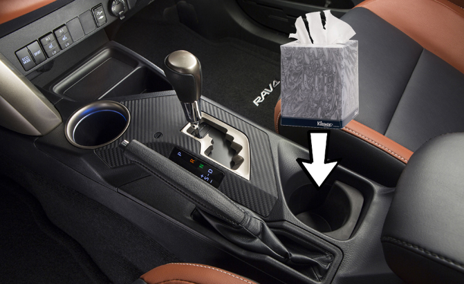 Kleenex Box Covers For Car
