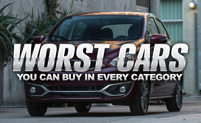 Category News Of Car >> The Worst Cars You Can Buy In Every Category Autoguide Com News