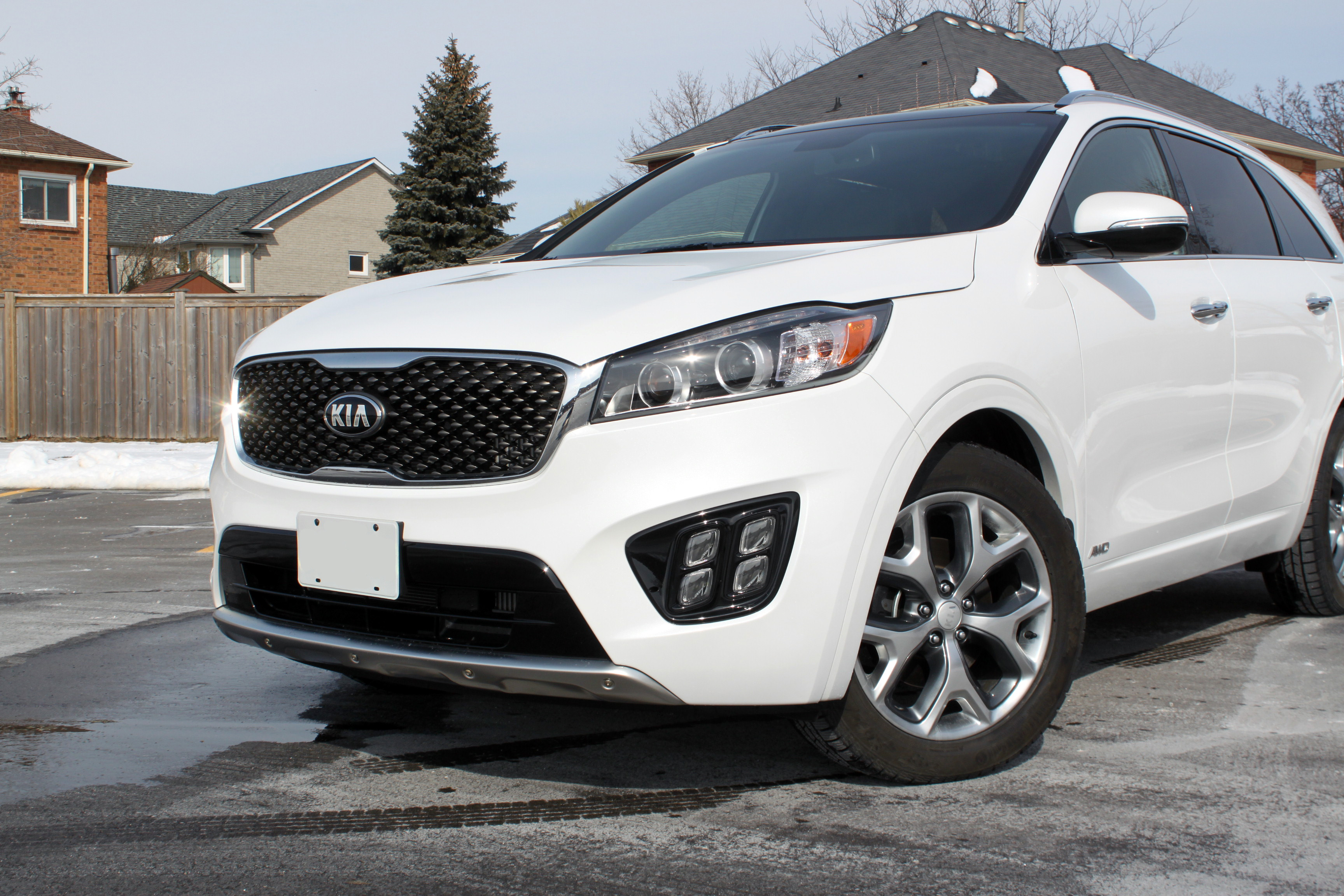 2016 kia sorento sx limited review news. Black Bedroom Furniture Sets. Home Design Ideas