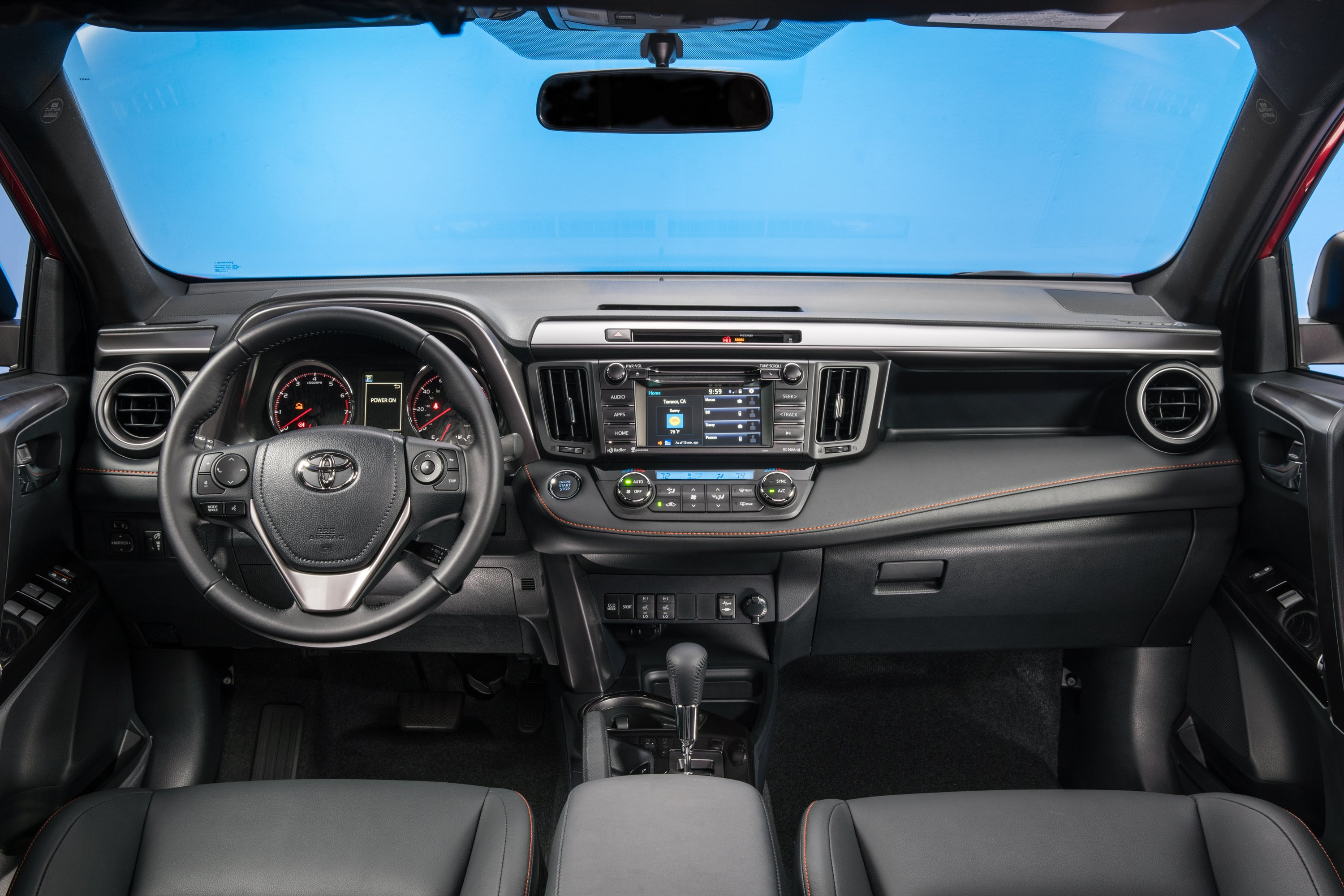 2016 Toyota Rav4 Se Review Interior 1