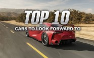 Top 10 Cars to Look Forward To: 2016 Edition