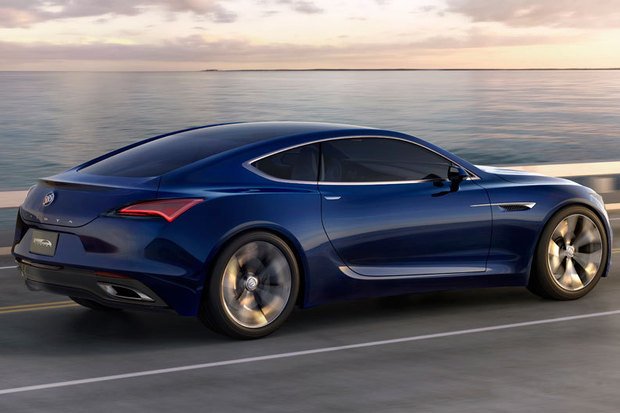 These Renders of a 2020 Tesla Model S Look Exactly Like a Buick Avista » AutoGuide.com News