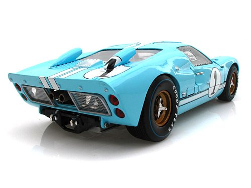 Painted With The Same Iconic Livery As The Original Gt In The S The Exterior Features Opening Doors And An Opening Front End And Rear End So You Can