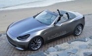 Renders Show a Tesla Roadster That Doesn't Look Like a Lotus