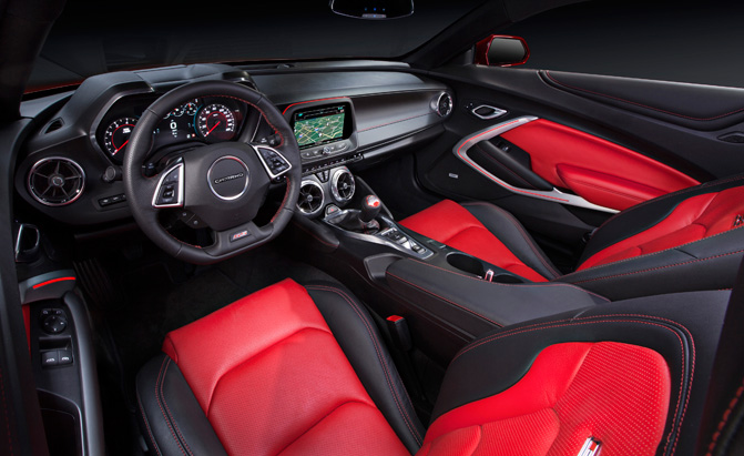 Top 10 Best Car Interiors You Can Buy In 2016 Autoguide Com News