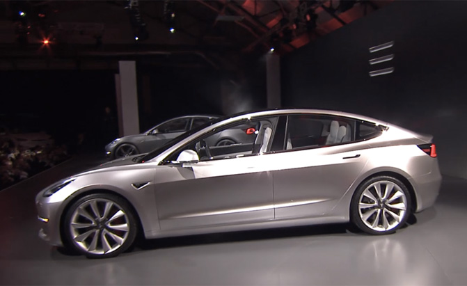 5 facts that were just unveiled about the tesla model 3 news. Black Bedroom Furniture Sets. Home Design Ideas