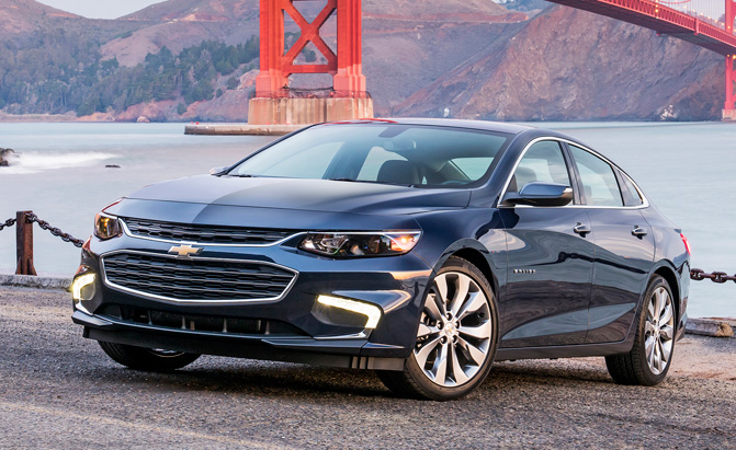 2017 chevrolet malibu premier first to receive 9 speed auto news. Black Bedroom Furniture Sets. Home Design Ideas