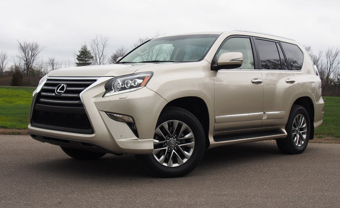Quality Auto Parts >> 2016 Lexus GX 460 Review: Curbed with Craig Cole ...
