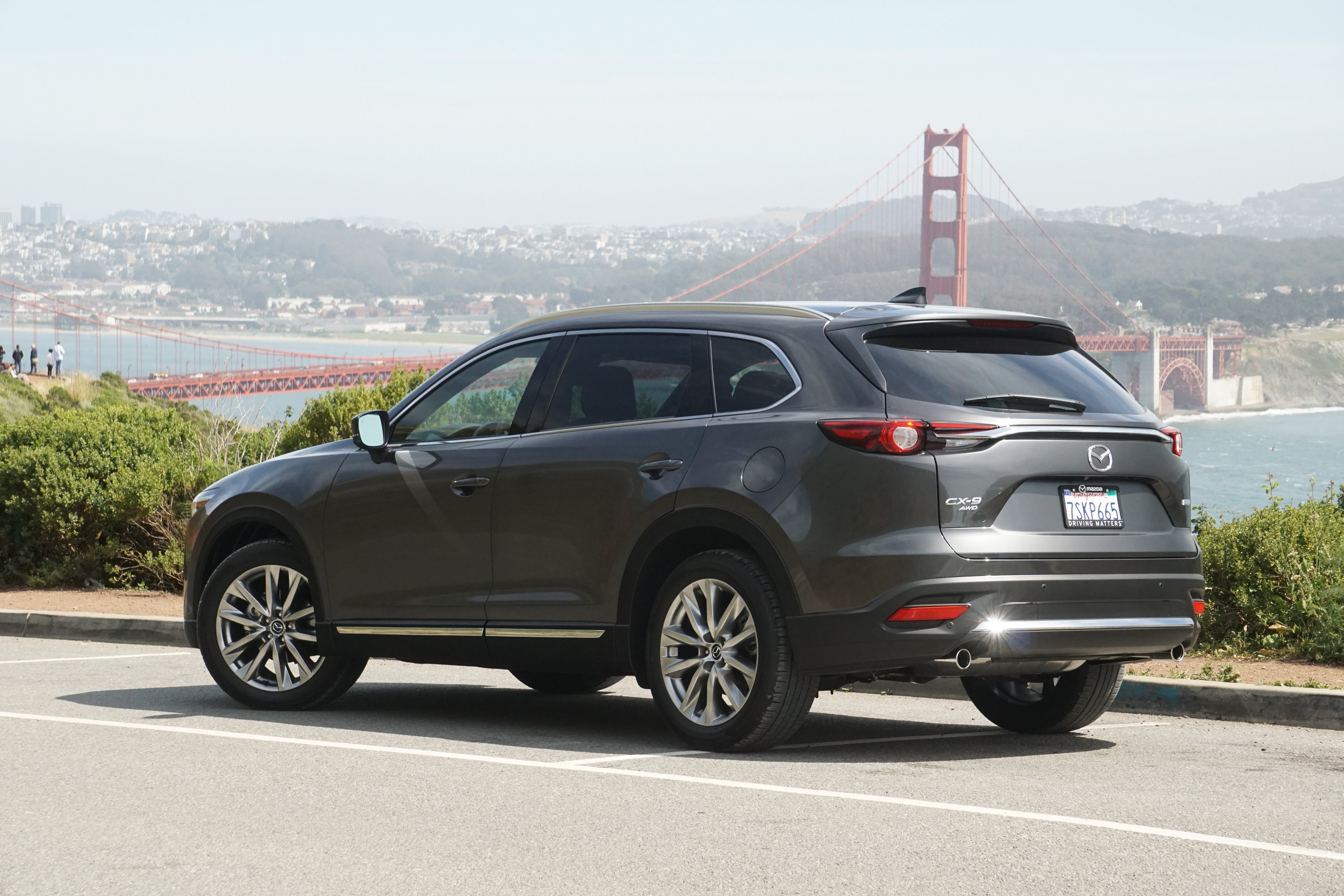 2016 mazda cx 9 review news. Black Bedroom Furniture Sets. Home Design Ideas
