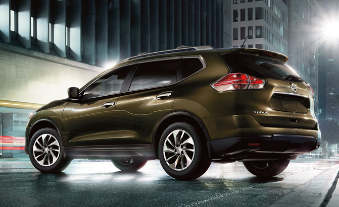2014-2016 Nissan Rogue Recalled for Faulty Tailgate Struts