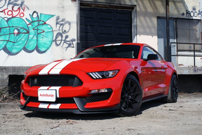 2017 Ford Mustang Shelby GT350-20
