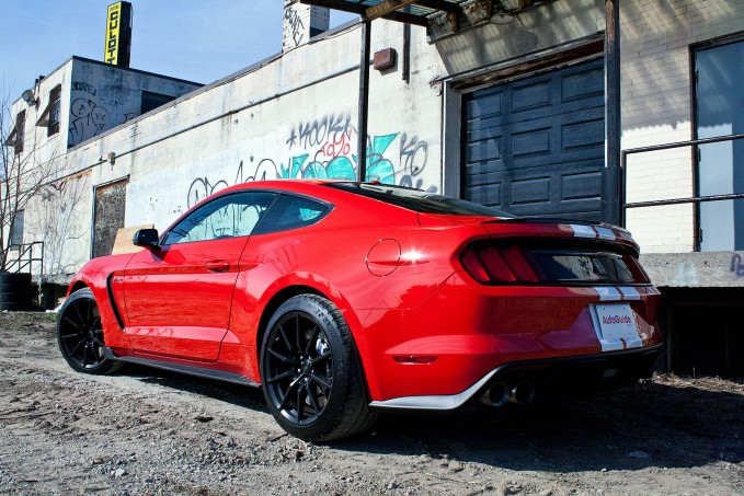 2017 Ford Mustang Shelby GT350-16