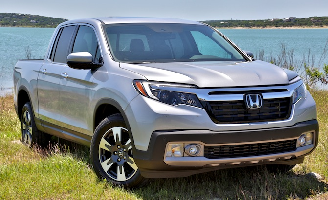 2017 Honda Ridgeline Review - Honda Pilot - Honda Pilot Forums