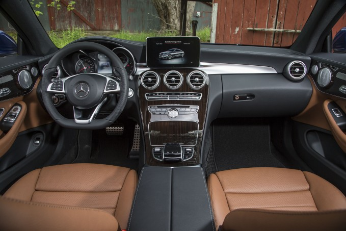 2017 Mercedes-Benz C300 Coupe (18)