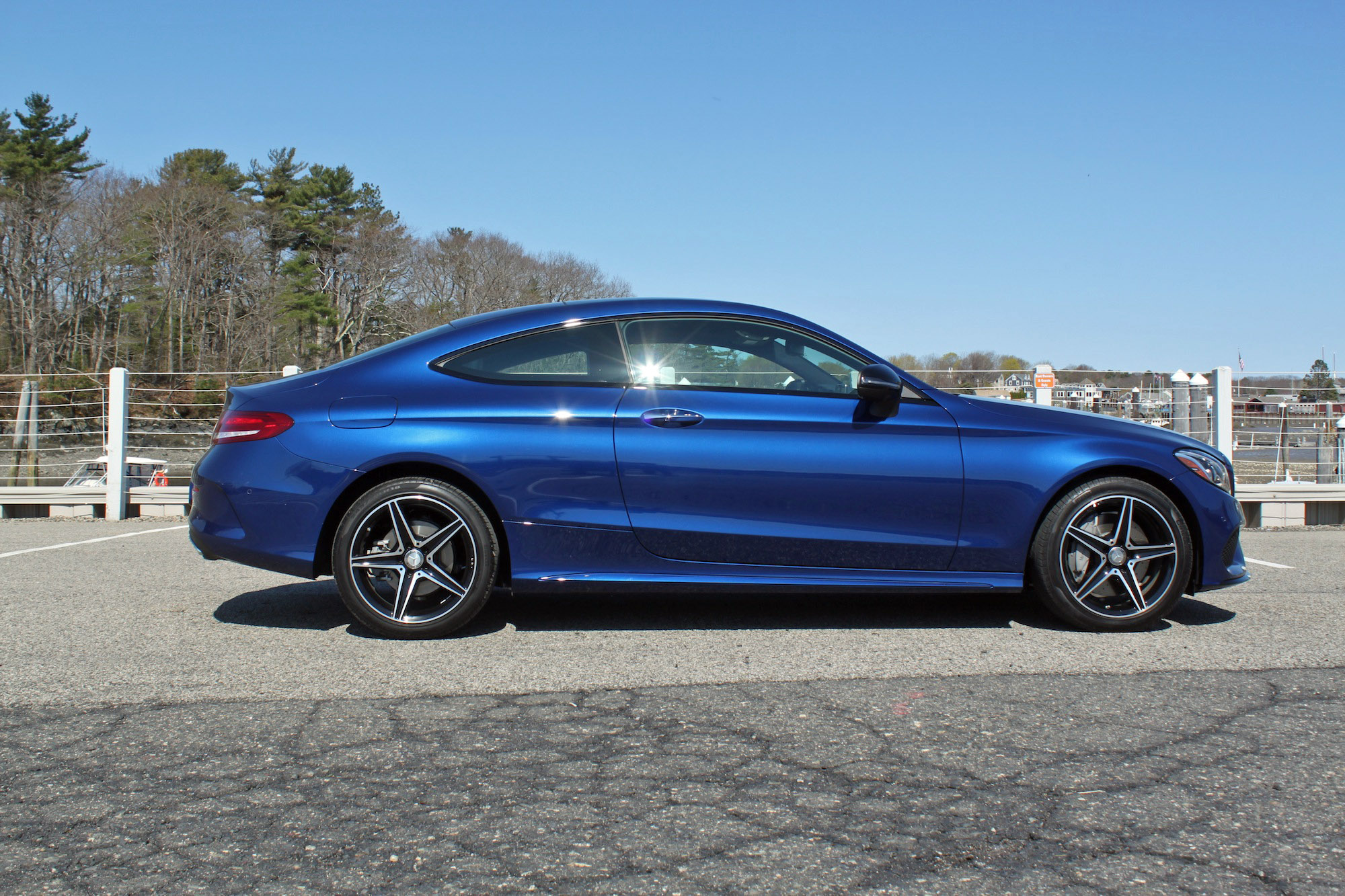 2017 Mercedes Benz C300 Coupe Review 7