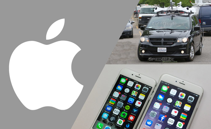 Proof of the Apple Car