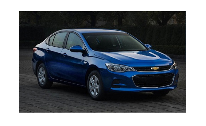 the chevy cavalier is back in china news. Black Bedroom Furniture Sets. Home Design Ideas