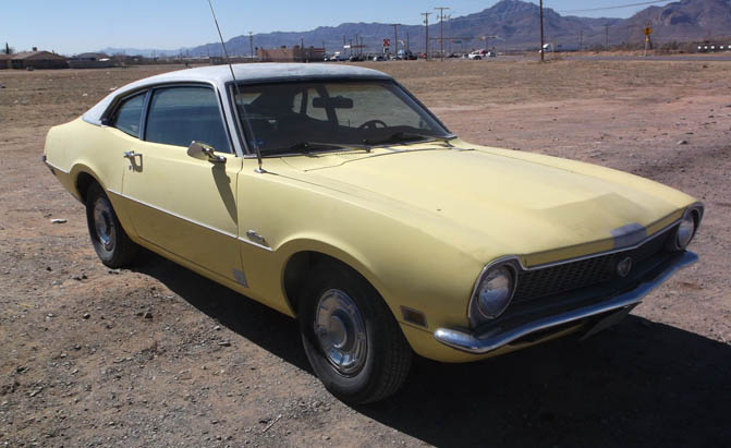 Ford Maverick Car For Sale