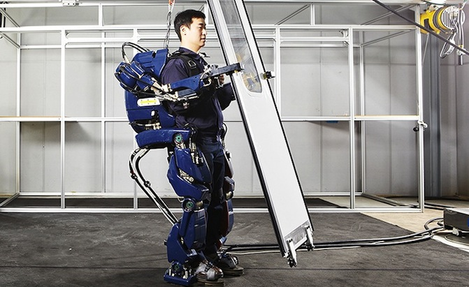 Hyundai Built An Iron Man Suit And Wants To Sell It