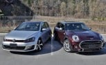 2016 MINI Cooper S Clubman vs Volkswagen Golf GTI