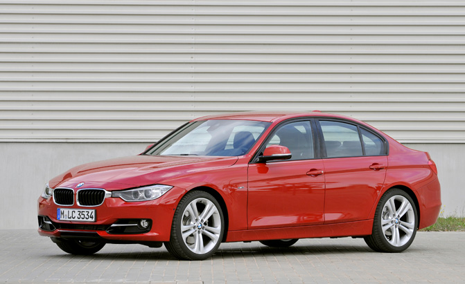 As Popular As The Mercedes Benz C Class Appears To Be, The BMW 3 Series  Remains The Most Popular Luxury Sedan Option From Europe.