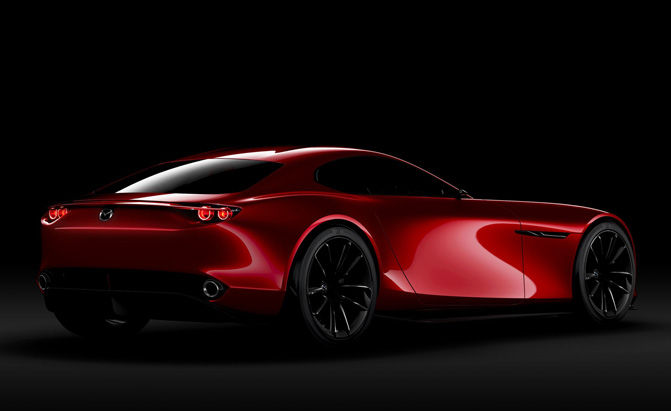Mazda Confirms New Rotary Concept Car For Tokyo Motor Show