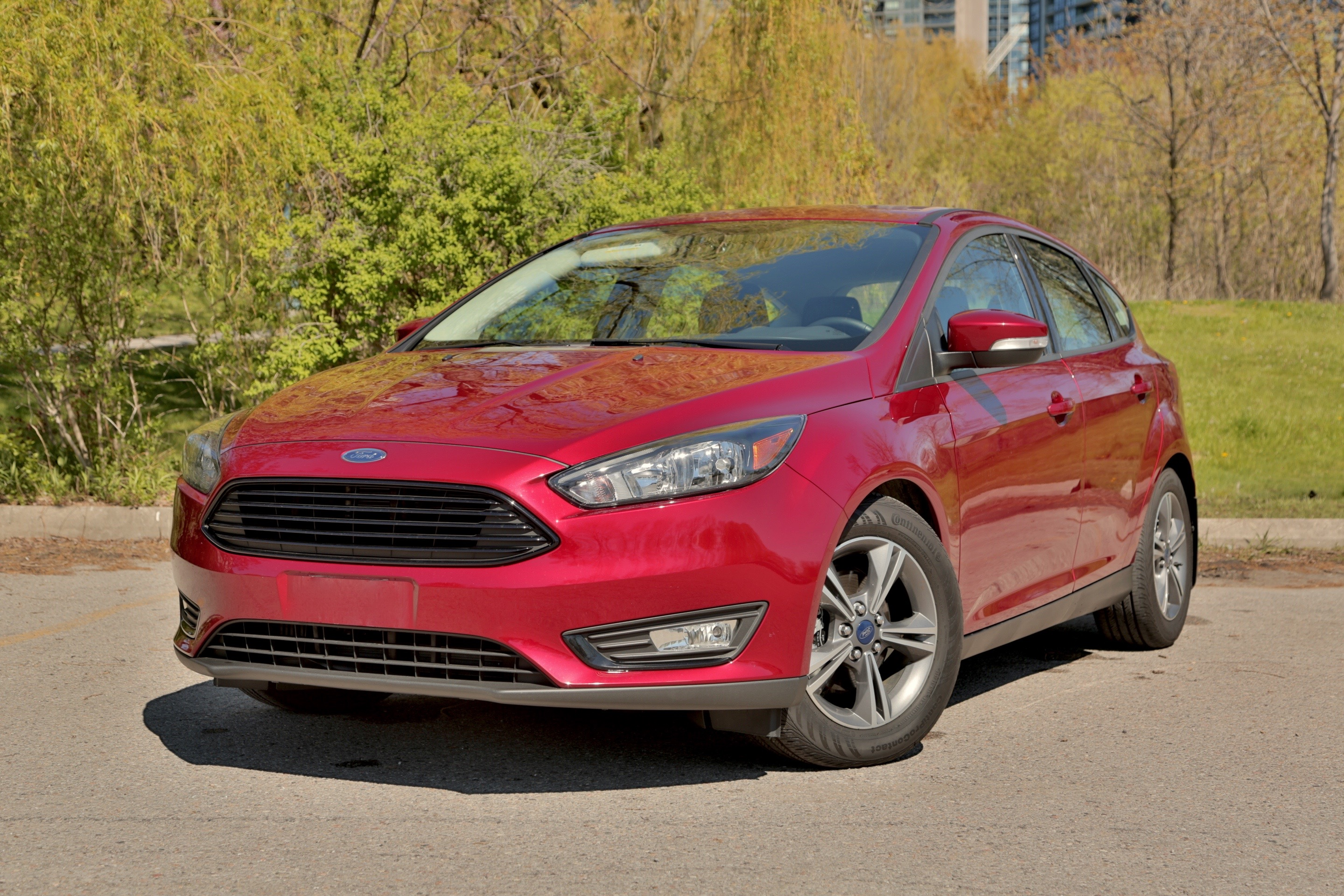 2016 Ford Focus Ecoboost Review 3